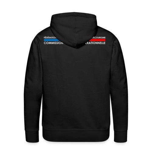 LOGO CNO - Sweat-shirt à capuche Premium pour hommes