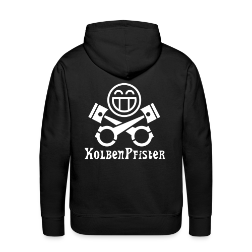KolbenPfister Standart - Männer Premium Hoodie