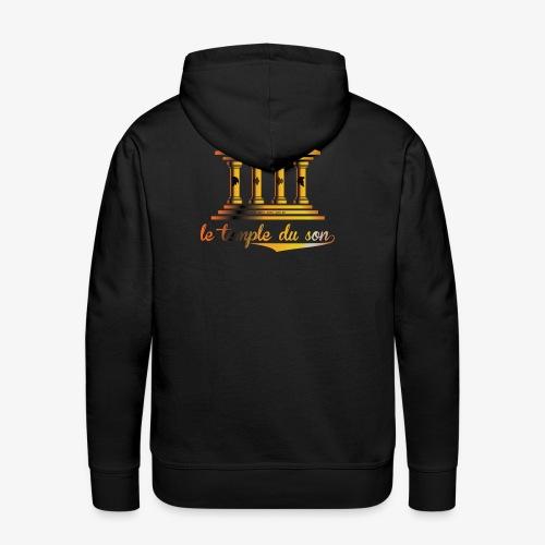 This is Gold - Limited Edition - Sweat-shirt à capuche Premium pour hommes
