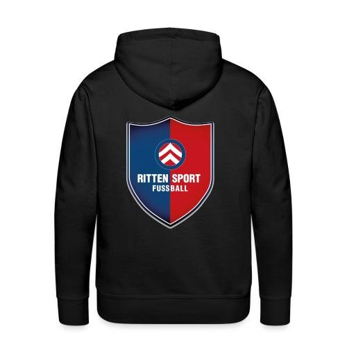 Wappen Fussball Ritten - Männer Premium Hoodie