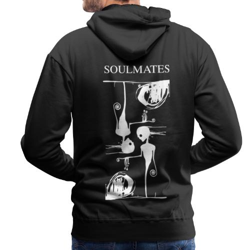 Soulmates - Männer Premium Hoodie