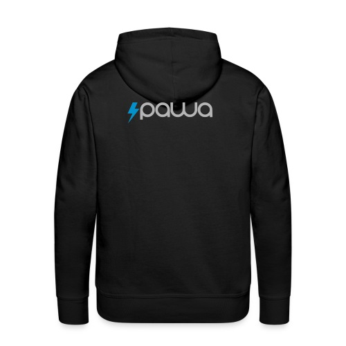 Pawa - Sweat-shirt à capuche Premium pour hommes