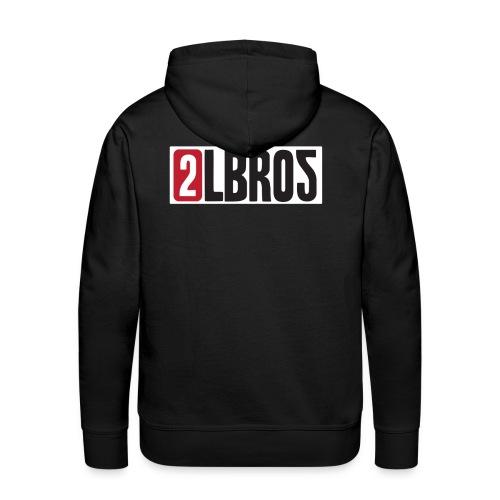 2LBROS - Premiumluvtröja herr