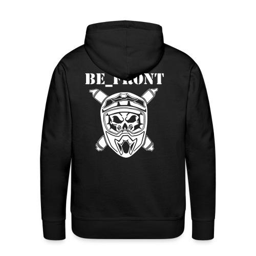 Be_FronT - Männer Premium Hoodie