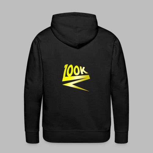 *Limited edition* 100K T-Shirts - Men's Premium Hoodie