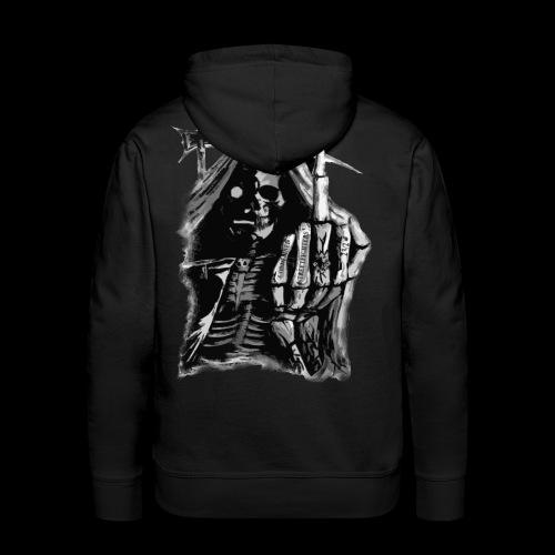 Condemned Streetfighters reaper - Miesten premium-huppari