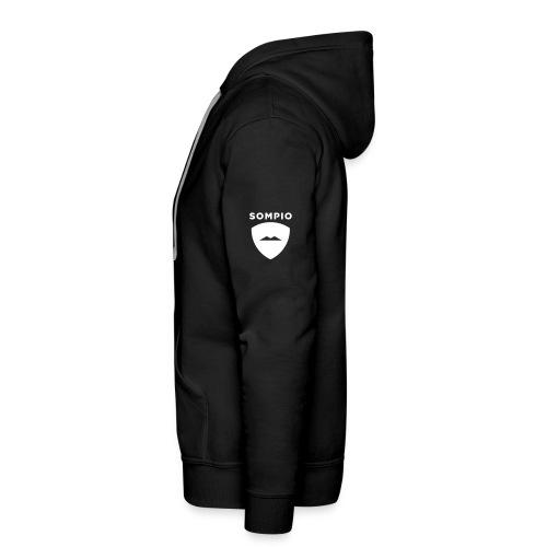 Sompio logo sleeve - Miesten premium-huppari