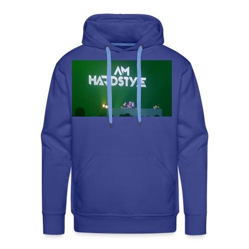 I Am Hardstyle - Männer Premium Hoodie