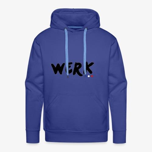 Werk- - Sweat-shirt à capuche Premium pour hommes