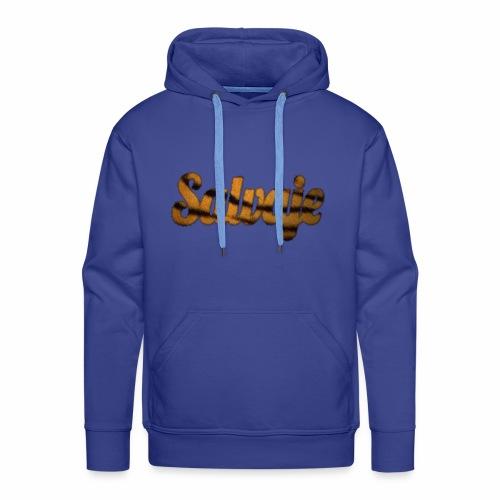 Modo salvaje - Sudadera con capucha premium para hombre