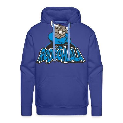 Rodéohlala - Sweat-shirt à capuche Premium pour hommes
