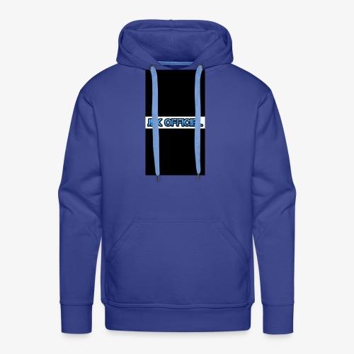 logo JLK OFFICIEL - Sweat-shirt à capuche Premium pour hommes