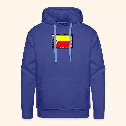 Drapeau des marquises - Sweat-shirt à capuche Premium pour hommes