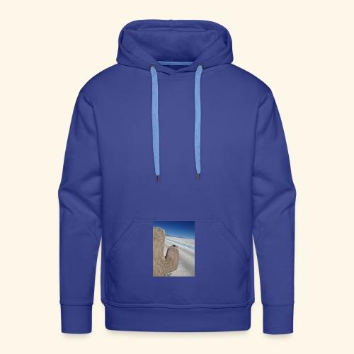 Voyage insolites-humour - Sweat-shirt à capuche Premium pour hommes