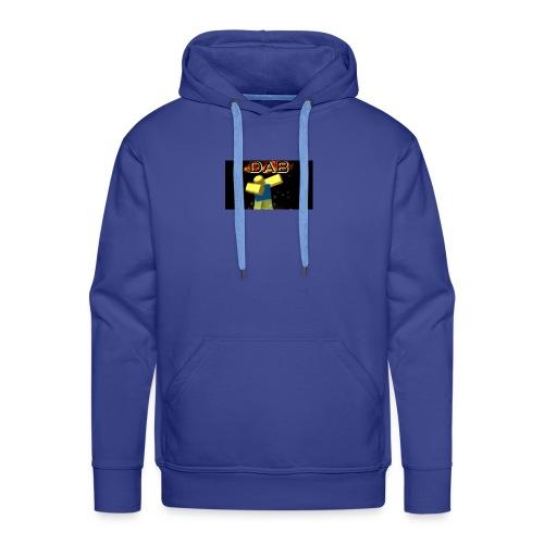 Roblox Dabber Shirt - Mannen Premium hoodie