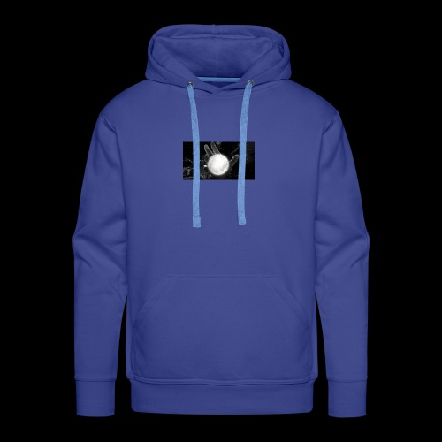 Hand of the Galaxie - Männer Premium Hoodie