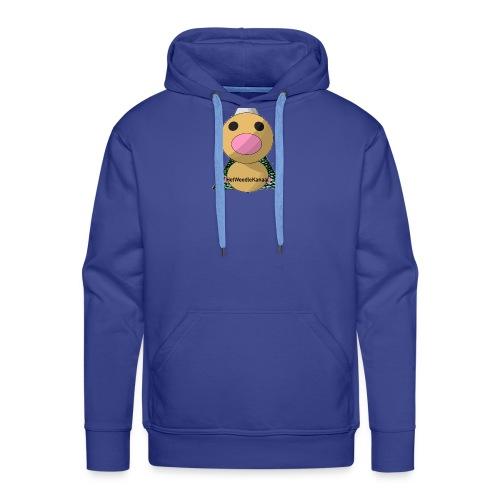 HetWeedleKanaal shirt MAAT S/M/L/XL/XXL - Mannen Premium hoodie