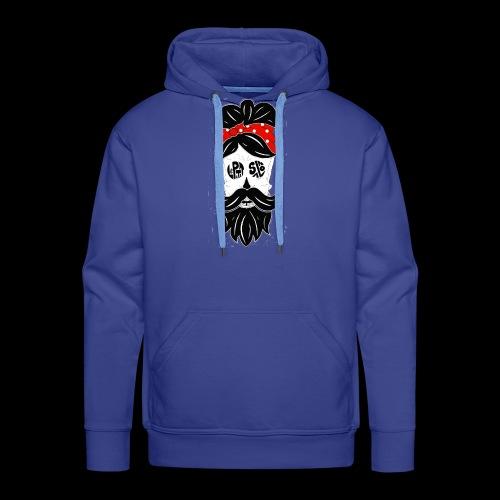 Petit Salon - Sweat-shirt à capuche Premium pour hommes