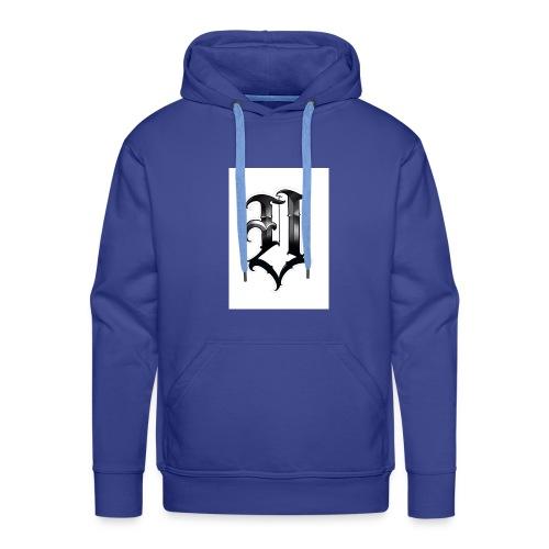 v logo - Men's Premium Hoodie