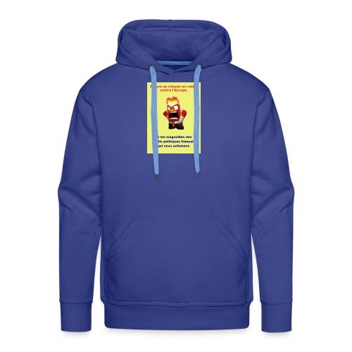 tee shirt 4 - Sweat-shirt à capuche Premium pour hommes