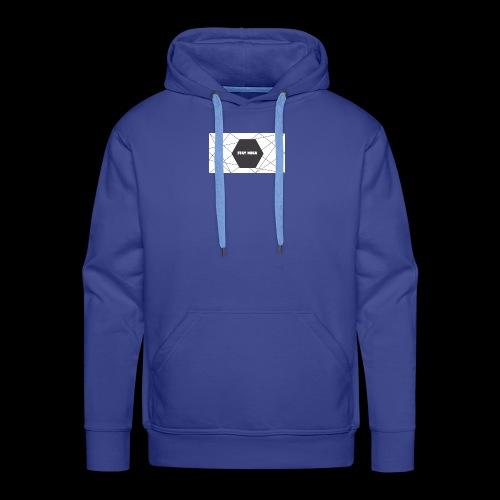 STAY MEGA LINES - Men's Premium Hoodie