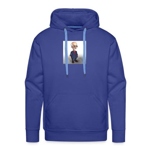 bob - Sweat-shirt à capuche Premium pour hommes