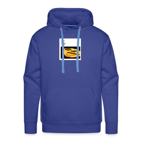 lemme get uhhhh box logo - Miesten premium-huppari