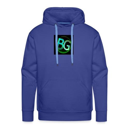 Baboe Games logo - Mannen Premium hoodie