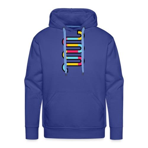 Die DNA deines Unternehmens - Männer Premium Hoodie