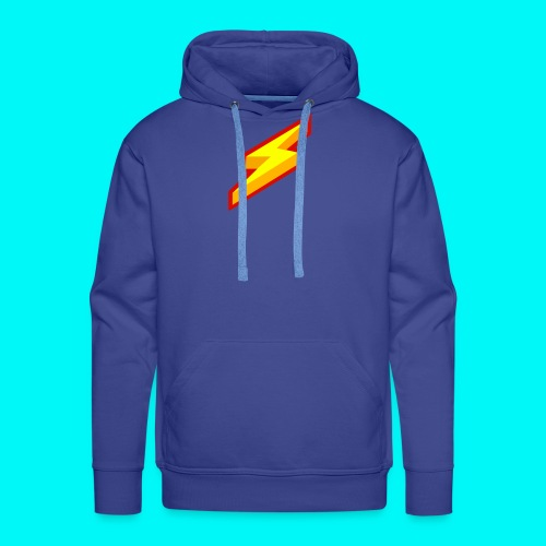 Lightning Shirt - Mannen Premium hoodie