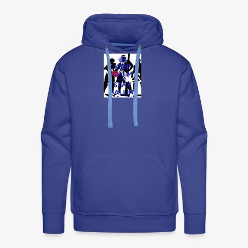 Keep Calm and Stay Ballin' - Men's Premium Hoodie