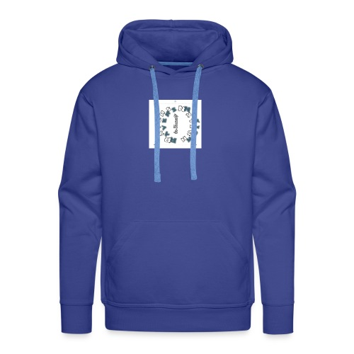 Ravers Nation (be yourself) - Männer Premium Hoodie