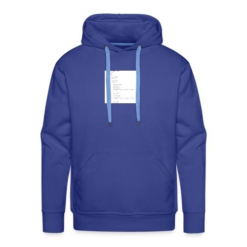add01 - Männer Premium Hoodie