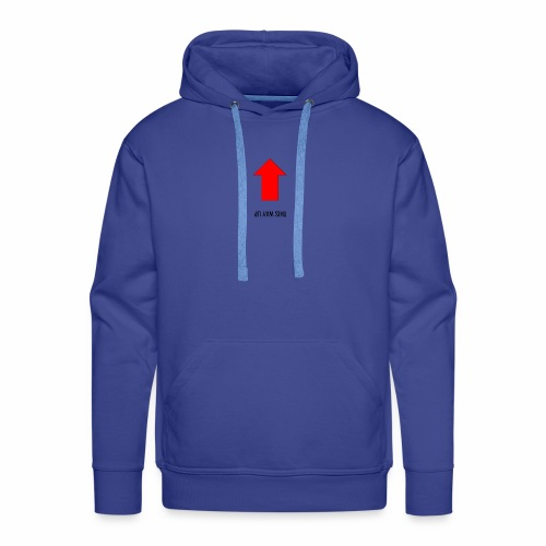 This Way Up - Men's Premium Hoodie