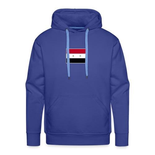 nidal - Herre Premium hættetrøje