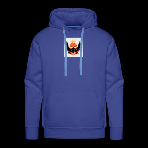 Zombro13 kammen - Herre Premium hættetrøje