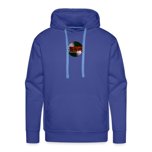 Daswing productionz London - Sweat-shirt à capuche Premium pour hommes