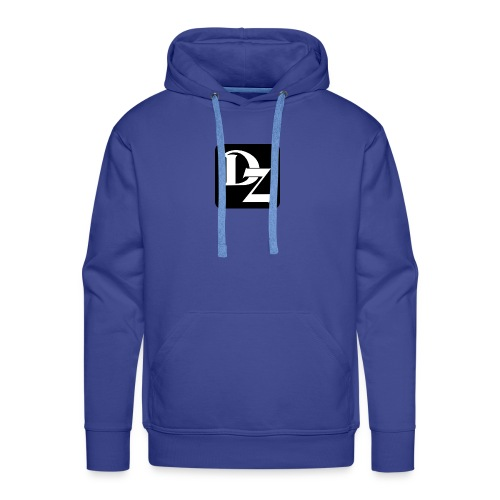 DZ - Sweat-shirt à capuche Premium pour hommes
