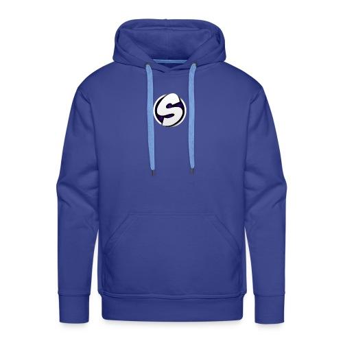 SilkyFX logo - Mannen Premium hoodie