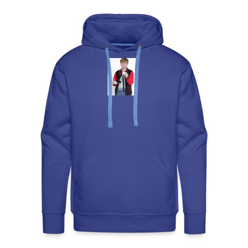 Krystatix the king the mc charlie thomas magic - Men's Premium Hoodie
