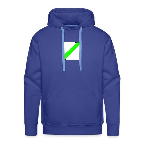 Stick Shirt - Männer Premium Hoodie