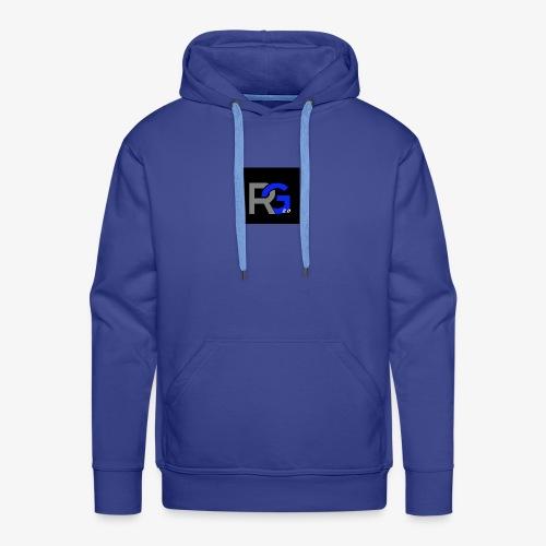T-shirt Rickygaming2.0 - Mannen Premium hoodie