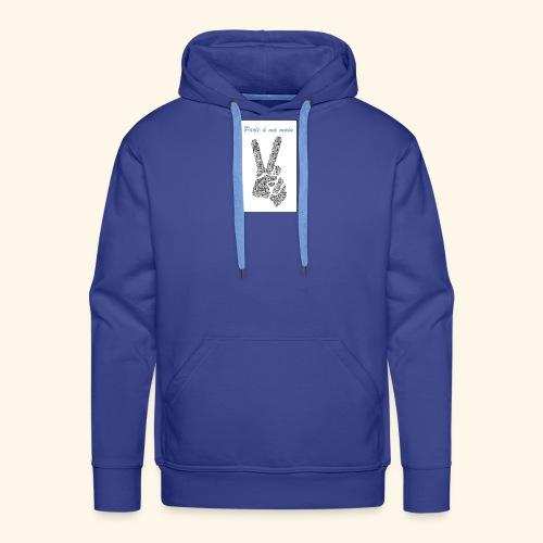 PAMM 1 - Sweat-shirt à capuche Premium pour hommes