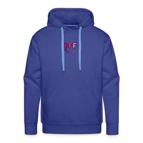 BFF Smilie Face - Männer Premium Hoodie