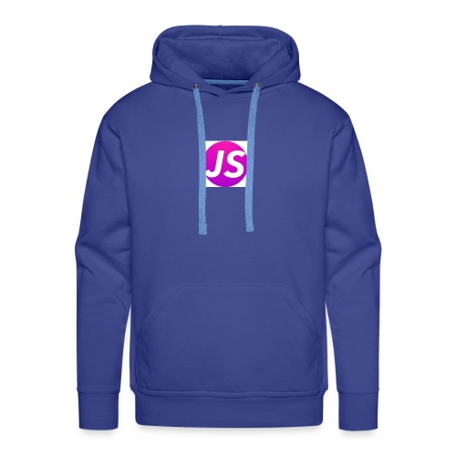 youtube merch jasper schoofs - Mannen Premium hoodie