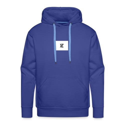 YZ T-shirt - Sweat-shirt à capuche Premium pour hommes
