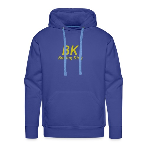 Boxing King - Men's Premium Hoodie