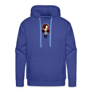 Chibi - Sweat-shirt à capuche Premium pour hommes