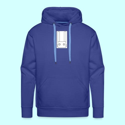 Logo Lyokus - Sweat-shirt à capuche Premium pour hommes