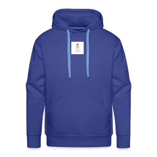 kipje - Mannen Premium hoodie